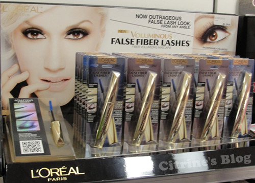 I promised you an update on my experience with L'Oreal's Voluminous False Fiber Lashes Mascara. Though I swore I had found my Holy Grail with Benefits ...