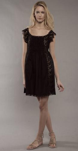 vestido ecológico primavera verano 2011