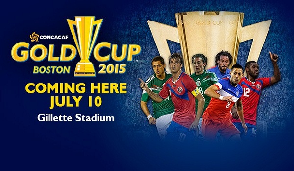 Gold Cup Zona Concacaf