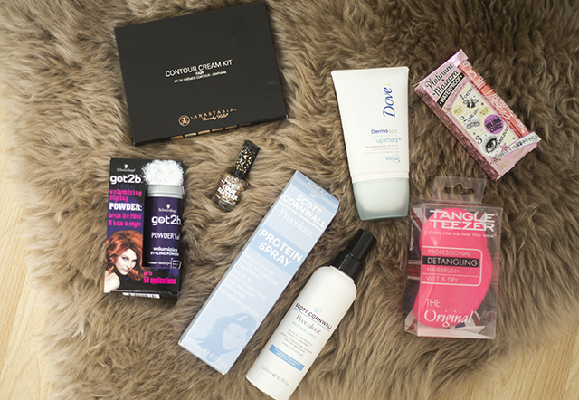 cult beauty and boots haul