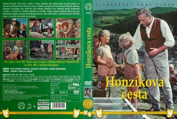 Путешествие Гонзика / Honzikova cesta.