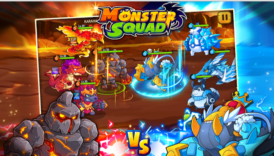 Download Game Monster Squad Android
