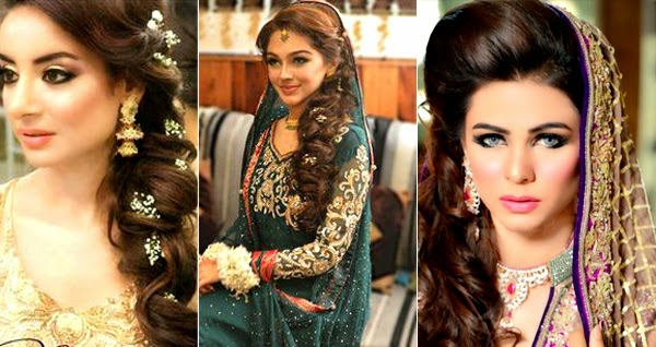 Best Hair Style For Engagement Occasions B G Fashion
