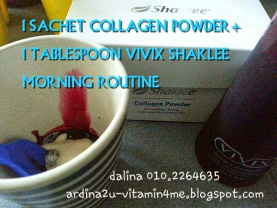 VIVIX & COLLAGEN SHAKLEE
