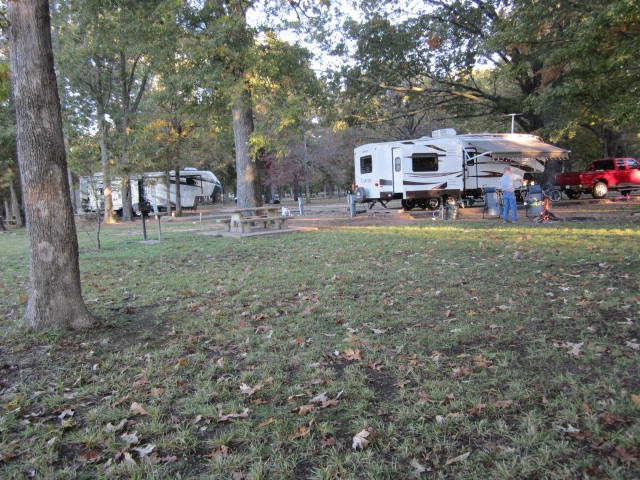we would rather be camping john kyle state park in sardis ms