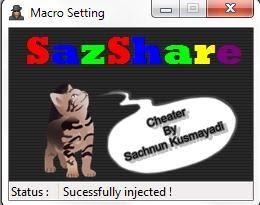 Download Auto Macro Setting Untuk Mouse Standar/Biasa