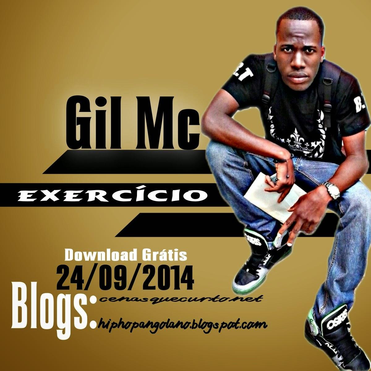 """Gil Mc """"Exercício"""""""