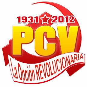 PARTIDO COMUNISTA DE VENEZUELA, LA OPCIÓN REVOLUCIONARIA