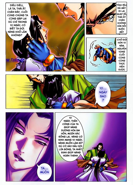 Lục Đạo Thiên Thư chap 37 - Trang 30
