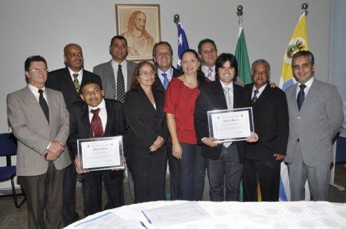 COmposição da Câmara e Prefeitura de Cristalina