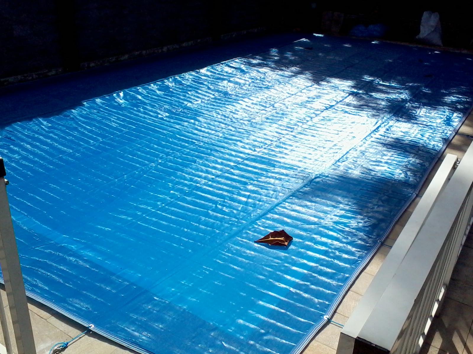 Capas para piscinas no rj telas para piscinas for Tela impermeable para piscinas