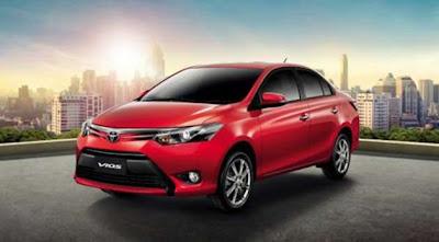 Mobil Toyota Vios 2013