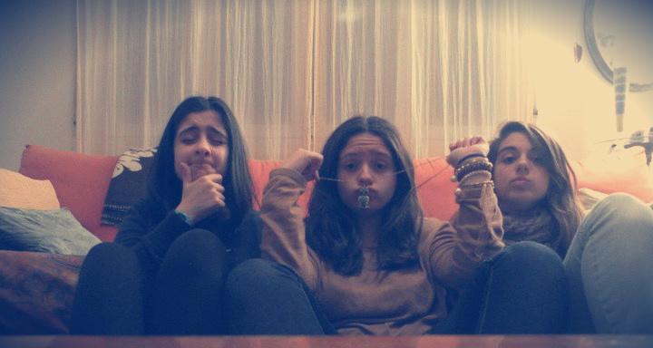 Las quiero. xx