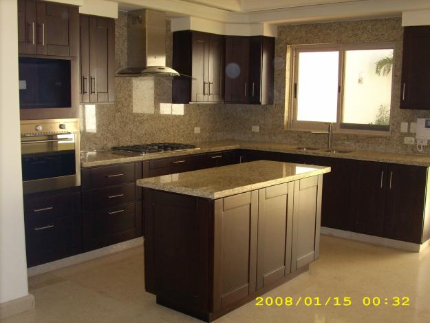 Cocinas en marmol fotos imagui for Costo de granito para cocinas