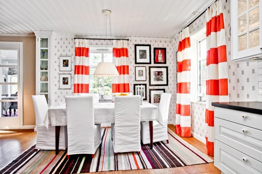wystrój wnętrz, wnętrza, home decor, dom, mieszkanie, styl tradycyjny, styl klasyczny, białe wnętrza, jadalnia, kuchnia