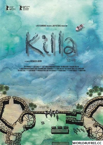 Killa 2015 Marathi DVDScr 700mb ESub