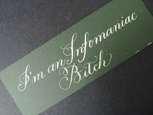 Are YOU an Infomaniac Bitch?
