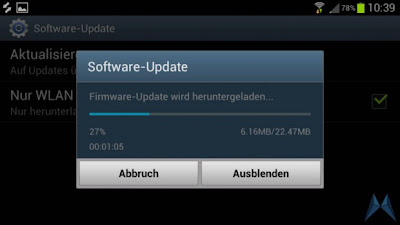 samsung galaxy s 3 firmware update