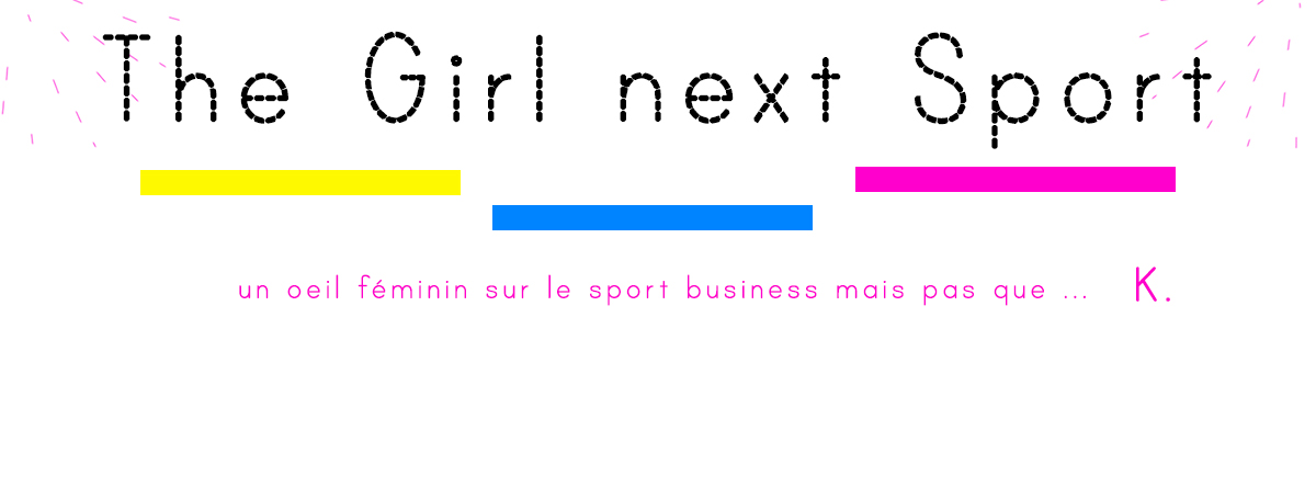 The girl next Sport