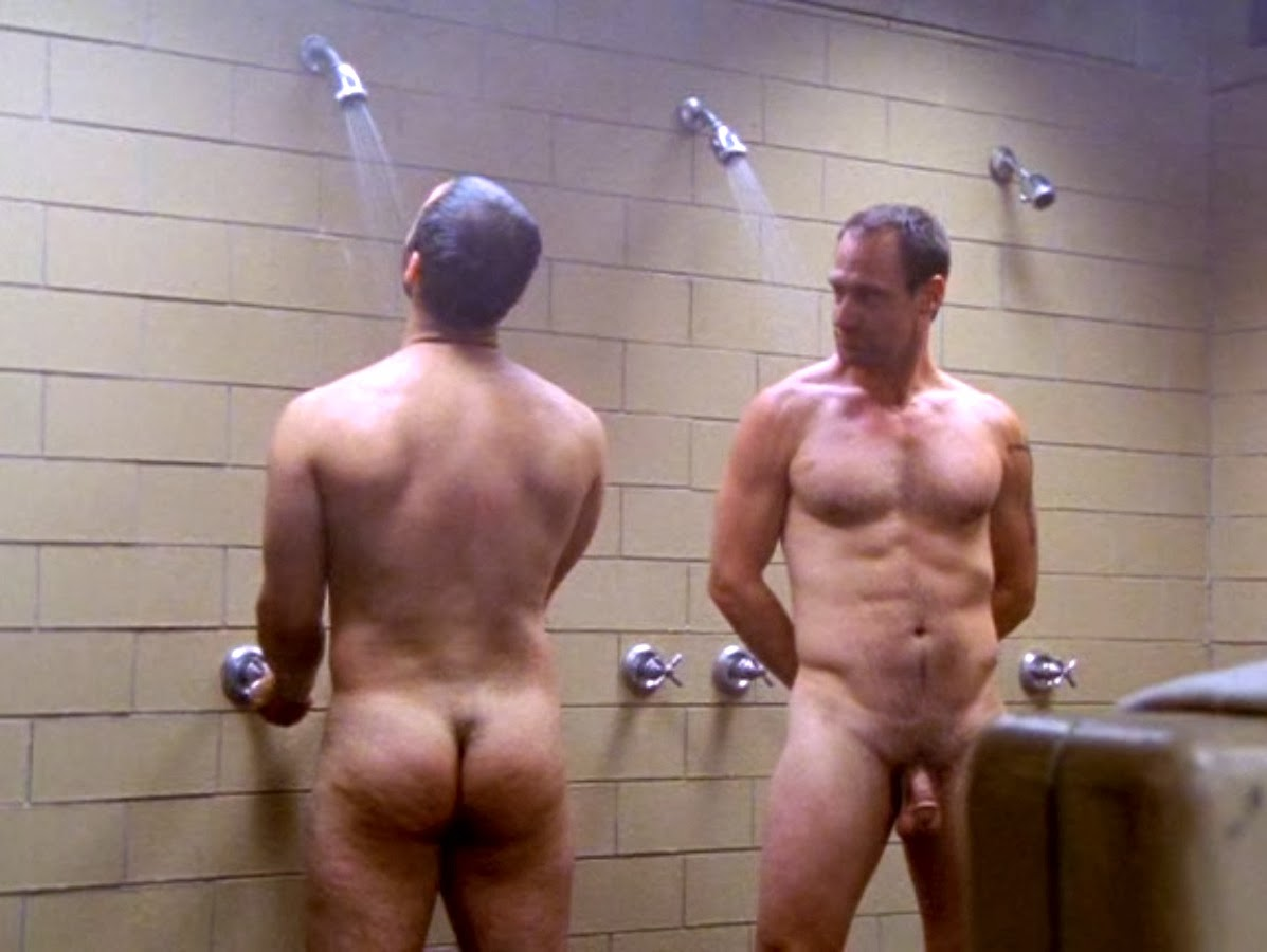 Oz naked prison male can