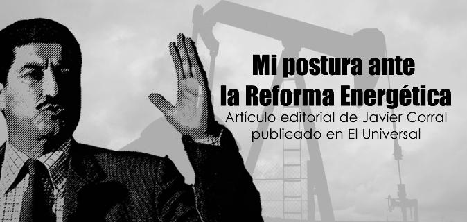 Opini n inercial mi postura ante la reforma energ tica for Mi reforma