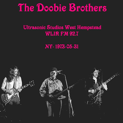 The Doobie Brothers - Ultrasonic Studios West Hempstead, NY - 1973-05-31