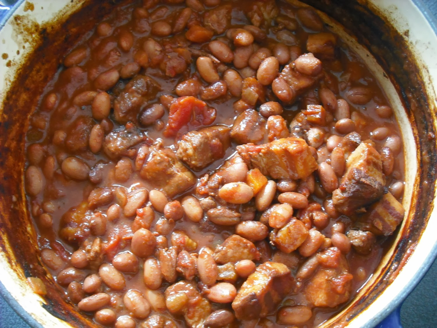 Foodycat: Baked beans
