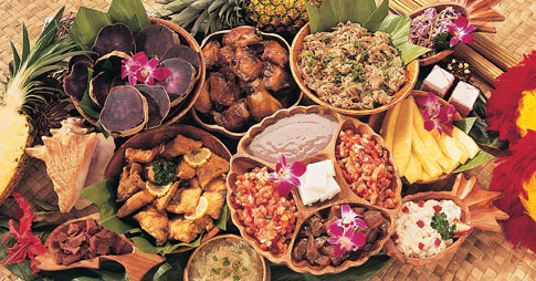 Usa hawaiian traditional food travel4foods for What do you eat on thanksgiving list
