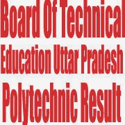 BTEUP Polytechnic Result 2016