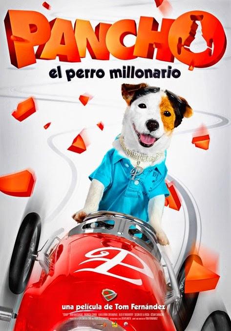 Pancho, el perro millonario (2014) Online
