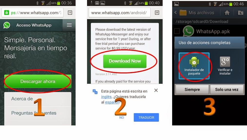 Como Desactivar Doble Check Azul WhatsApp