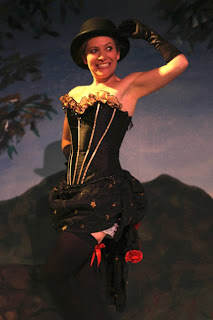 Rebecca Myers aka Katie Brown in Calamity Jane