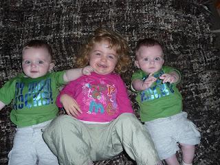 Three under 3