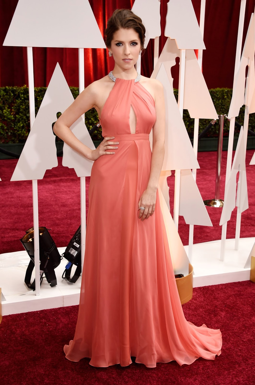 Actress: Anna Kendrick - 87th Annual Academy Awards in Hollywood