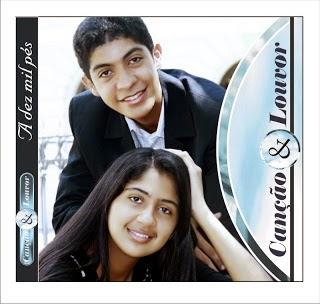 Can��o e Louvor - A Dez Mim P�s - Playback