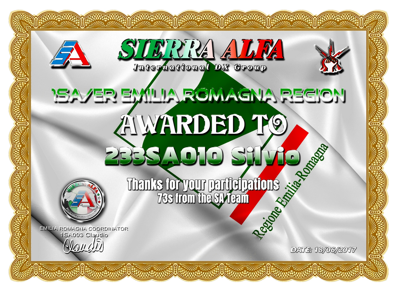 233SA010-Silvio