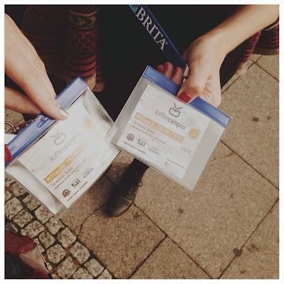 Tickets Kaffee Campus Berlin