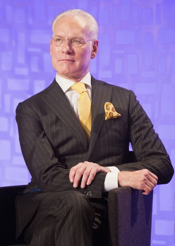Tim Gunn, host of new Lifetime TV series Under the Gunn