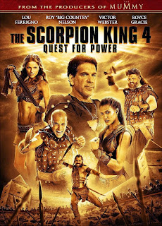 Watch The Scorpion King 4: Quest for Power (2015) movie free online