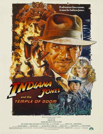 Ver Indiana Jones y el templo de la perdición (1984) Online