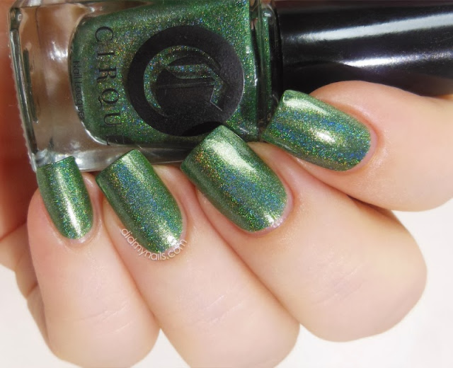 Cirque Lonesome George swatch