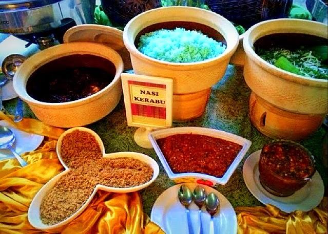 Makanan Di Buffet Ramadhan Casa Ombak
