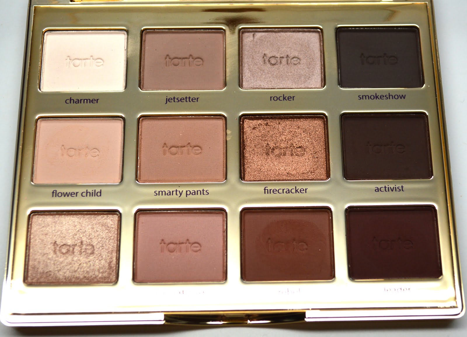 Tarte Natural Beauty Eyeshadow Dupe