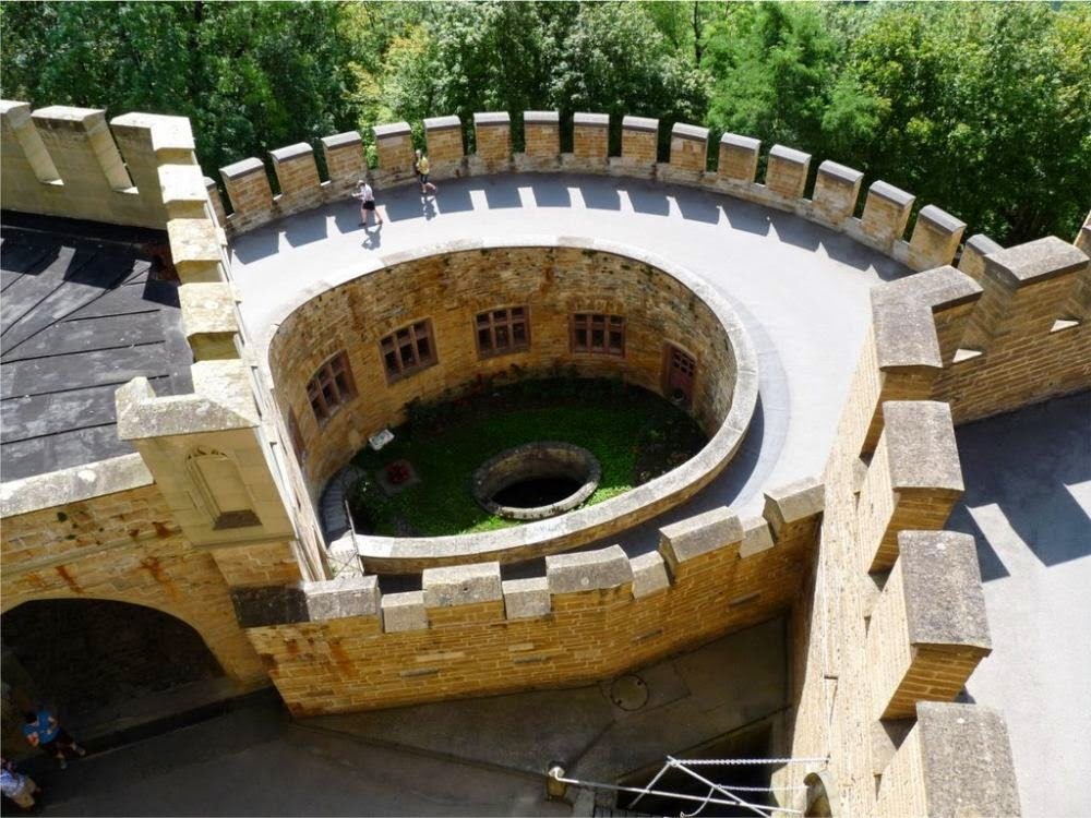 Lâu đài Hohenzollern