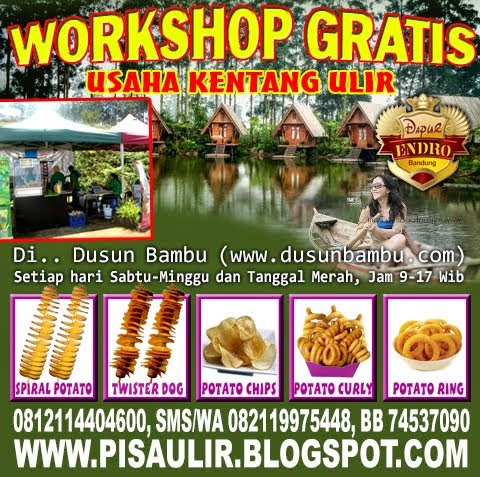 WORKSHOP KENTANG ULIR