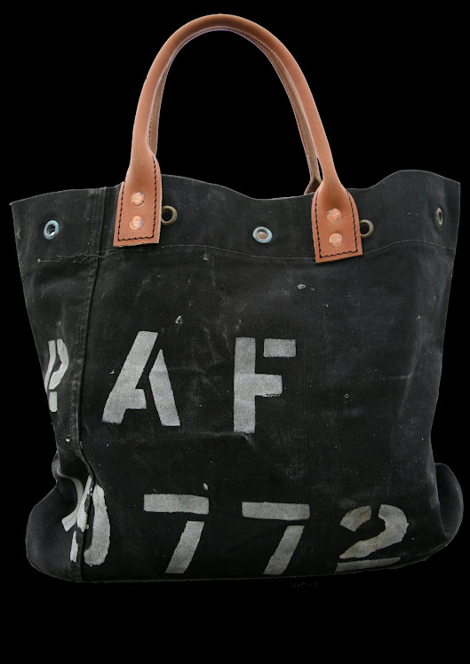 R.A.F  772 W.A.R.D HOLDALL