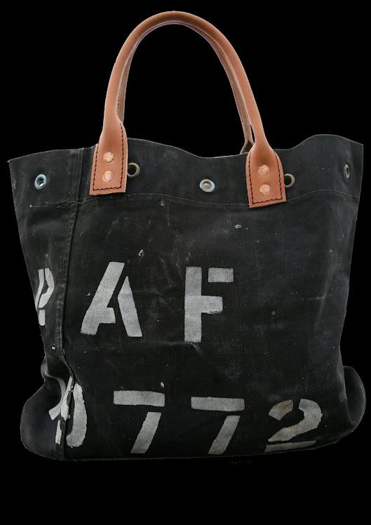 R.A.F  772 W.A.R.D HOLDALL