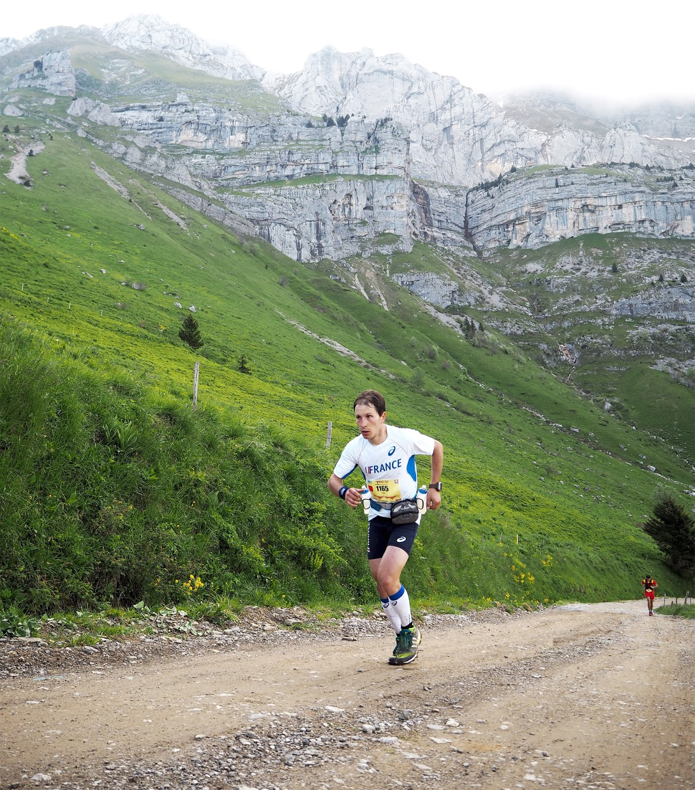 Championnat du monde de trail Annecy