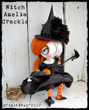 Witch Amelia Crackle