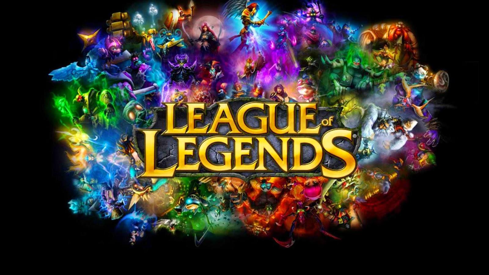 League of Legends hd wallpaper by hdwallsource 2